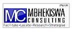 Mbhekiswa Consulting's Company logo