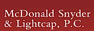 Mc Donald Snyder & Lightcap's Company logo