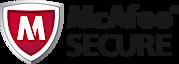 McAfee Secure's Company logo