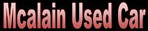 Mcalain Used Car's Company logo