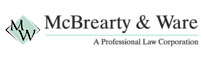Mcbrearty And Ware, A Professional Law's Company logo