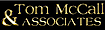 Hunter Davis Group's Competitor - Mccall Tom and Associates logo