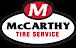 American Tire Distributors Inc's Competitor - Mccarthy Tire logo