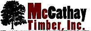 McCathay Timber's Company logo
