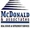 Mcdonald And Associates Real Estate And Settlement Services's Company logo