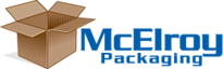 McElroy Packaging's Company logo