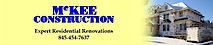 Mckeeconstruction's Company logo