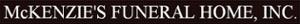 McKenzie's Funeral Home's Company logo