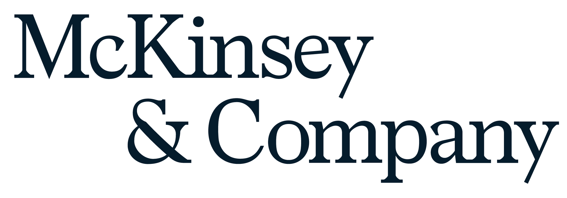 McKinsey & Company Competitors, Revenue and Employees