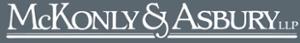 McKonly & Asbury's Company logo