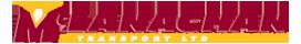 Mclanachan Transport's Company logo