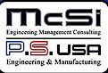 MCSI/PS-USA's Company logo
