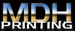 MDH Printing's Company logo