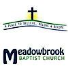 Meadowbrookbaptistchurch's Company logo