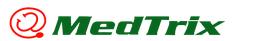 Med-trix's Company logo
