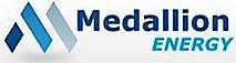 Medallion Solar's Company logo