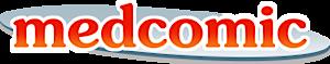 Medcomic's Company logo