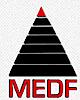 MEDF's Company logo