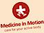 Becca Mcconnell Ma, Lpc's Competitor - Medicine in Motion logo