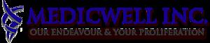 Medicwell's Company logo