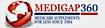 United Medicare Advisors's Competitor - Medigap360 logo