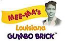 Mee-ma's Louisiana Gumbo Brick's Company logo
