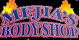 Mejia's Body Shop's Company logo