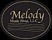 Melody Music Shop's Company logo