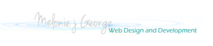 Melonie J George's Company logo