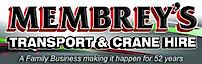 Membrey's Transport And Crane Hire's Company logo