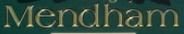 Mendham Borough Police Dept's Company logo