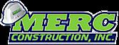 Merc Construction's Company logo
