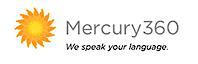 Mercury360's Company logo