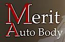 Merit Auto Body's Company logo