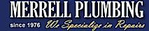 Merrell Plumbing's Company logo