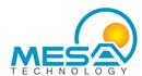 Mesa Technology's Company logo