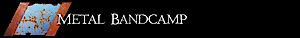 Metal Bandcamp's Company logo