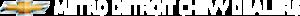 Metro Detroit Chevy Dealers's Company logo