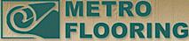 The Metro Flooring's Company logo