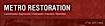 Metro Restoration Logo