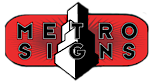 Metro Signs's Company logo