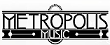 Metropolis Music's Company logo