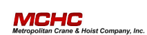 Metropolitan Crane & Hoist's Company logo