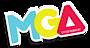 LEGO's Competitor - MGA logo