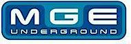 MGE Underground's Company logo