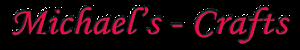 Michael's - Crafts's Company logo