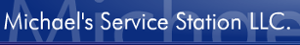 Michael's Service Station's Company logo