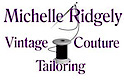 Michelle Ridgely Vintage Couture Tailoring's Company logo