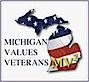 Michigan Values Veterans's Company logo