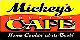 Mickey's Country Cafe's Company logo